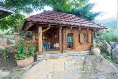 Moulin à eau de disposition sur la Moravie occidentale en Serbie Photos stock