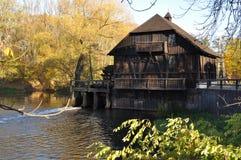 Moulin à eau de Turistvandi photos stock