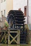 Moulin à eau en île de Kampa à Prague Image stock