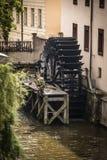 Moulin à eau Prague Images libres de droits