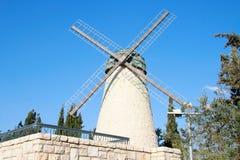 Moulin à farine à s'enrouler Photo stock