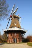 Moulin à farine Photo libre de droits