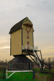 Moulin à Nimègue photographie stock libre de droits