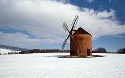 Moulin à vent Photo libre de droits