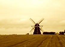 Moulin à vent photographie stock libre de droits