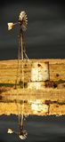 Moulin à vent Image stock