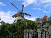 Moulin à vent Images libres de droits