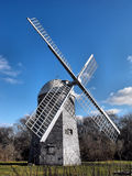 Moulin à vent photo libre de droits