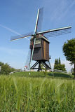 Moulin à vent belge Images stock