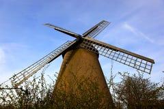 Moulin à vent de Bembridge Photos stock