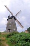Moulin à vent de benz photographie stock libre de droits