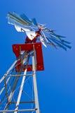 Moulin à vent de ferme Image stock