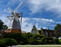 Moulin à vent de Fischer Photos libres de droits