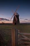 Moulin à vent de Halnaker Photo libre de droits