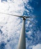 Moulin à vent de turbine Images stock