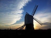 Moulin à vent de Wrawby Images stock