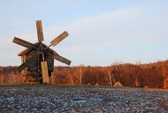Moulin à vent antique Photographie stock libre de droits