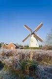Moulin à vent en Hollande Photos stock