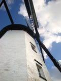 Moulin à vent en pierre Image stock