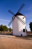 Moulin à vent espagnol images libres de droits