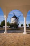 Moulin à vent espagnol image stock