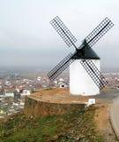moulin à vent espagnol Photographie stock libre de droits