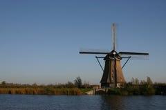Moulin à vent hollandais Photographie stock libre de droits