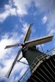 Moulin à vent hollandais Images stock