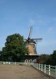 Moulin à vent Katewijkse Molen dans Cuijck Image stock