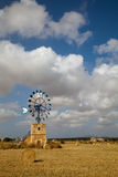Moulin à vent sur Majorca Photos libres de droits