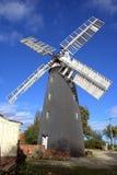 Moulin à vent traditionnel Photographie stock
