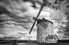 Moulin Photo libre de droits