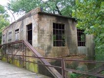Moulin abandonné Image libre de droits