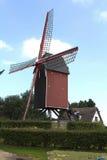 Moulin aux Pays-Bas Photo stock