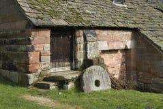 Moulin bas d'Alderley Photo stock