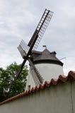 Moulin blanc image stock
