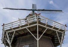 Moulin chez Garnwerd Image stock