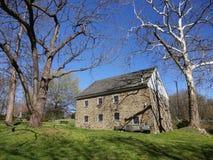 Moulin d'Adelphi dans le Maryland Photo stock