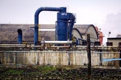 Moulin de bois de charpente Image stock