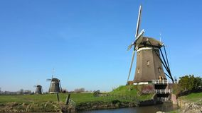 Moulin de chemise - Ondermolen, Middenmolen et Bovenmolen clips vidéos