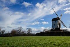Moulin de courrier de Mountnessing Images stock