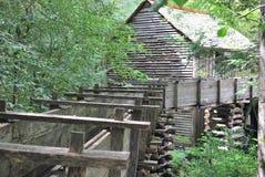 Moulin de cru Image libre de droits