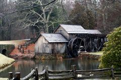 Moulin de Mabry Photos stock