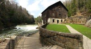 Moulin de Mconnils Image stock