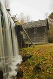 Moulin de Mingus, Mtns fumeux grand NP photos stock