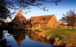 Moulin de Preston image libre de droits
