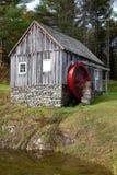 Moulin de roue d'eau Photo libre de droits
