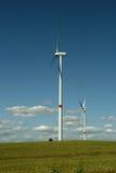 Moulin de vent Photo stock