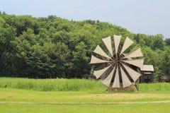 Moulin de vent Photos stock