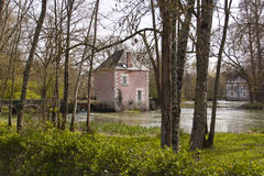 Moulin des Fleurieux Royalty Free Stock Photos